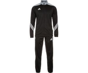 neue auswahl ziemlich cool neue Sachen Adidas Sereno 14 Polyesteranzug black/silver ab 23,10 ...