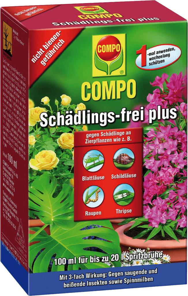 Compo Schädlings-frei Plus
