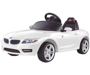 Jamara Elektro Kinderfahrzeug Kinderauto Ride-on BMW Z 4 weiß Kinderfahrzeuge