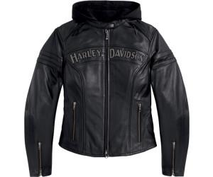 harley davidson miss enthusiast lederjacke ab 499 00. Black Bedroom Furniture Sets. Home Design Ideas