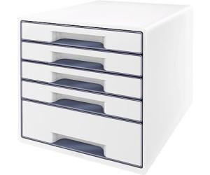 LEITZ Schubladenbox Click /& Store WOW pink 4 Schübe