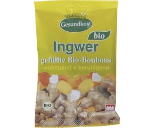 Liebhart's Gesundkost Bio-Bonbon Ingwer (100 g)