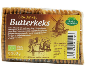 Liebhart's Gesundkost Dinkel Butterkekse (200 g)