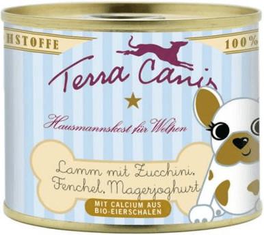 Terra Canis Welpe Lamm, Zucchini, Fenchel & Mag...