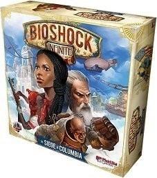 Plaid Hat Games Bioshock Infinite Board Game (e...