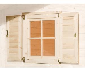 Weka Doppelfenster 21//28 mm 138 x 79 cm