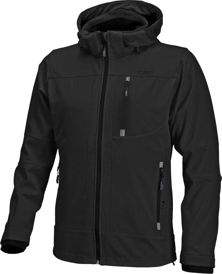 CMP Men Softshell Jacke Zip Hood (3A01787) ab € 45,07