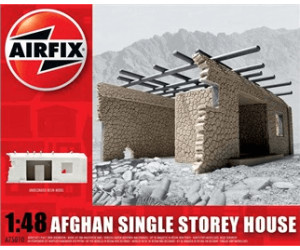 Image of Airfix Afghan Single Storey House (75010)