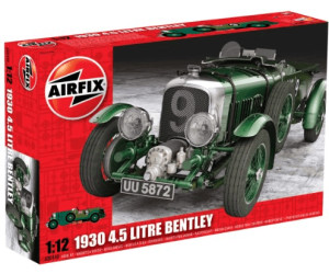 Image of Airfix 1930 4.5 Litre Bentley (20440)