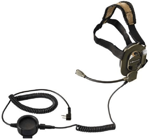 Image of Midland Bow M-Tactical Military Headset