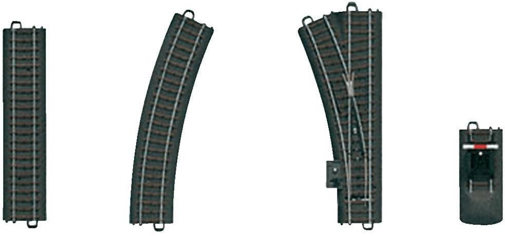 Märklin C-Gleis-Ergänzungspackung C1 (24900)