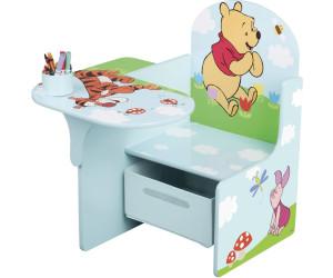 delta children chaise bureau avec bo te de rangement au meilleur prix sur. Black Bedroom Furniture Sets. Home Design Ideas
