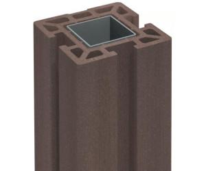 groja flex pfosten 190 cm ab 39 95 preisvergleich bei. Black Bedroom Furniture Sets. Home Design Ideas
