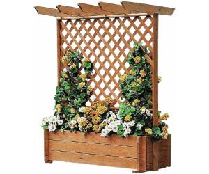 promex rankkasten mit pergola roanne ab 87 99 preisvergleich bei. Black Bedroom Furniture Sets. Home Design Ideas