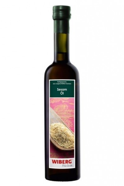 Wiberg Sesam Öl (500 ml)