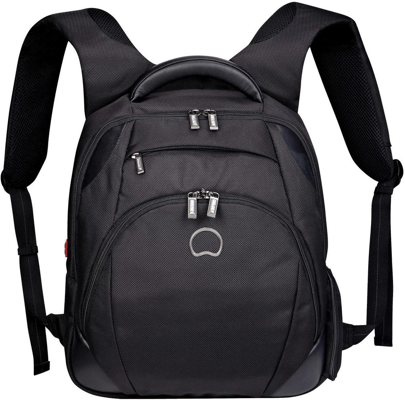 Delsey Quarterback + Laptop-Rucksack 39 cm