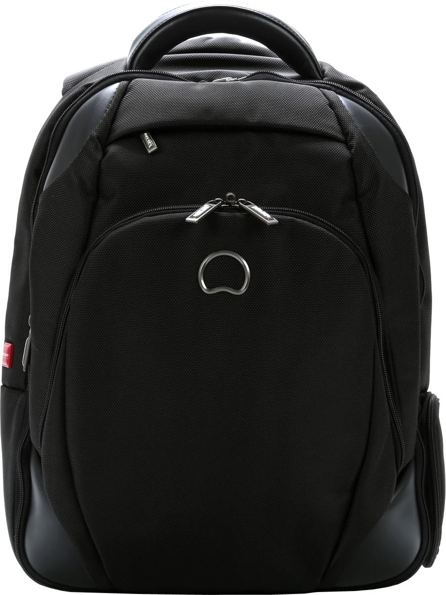 Delsey Quarterback + Laptop-Rucksack 45 cm (119...