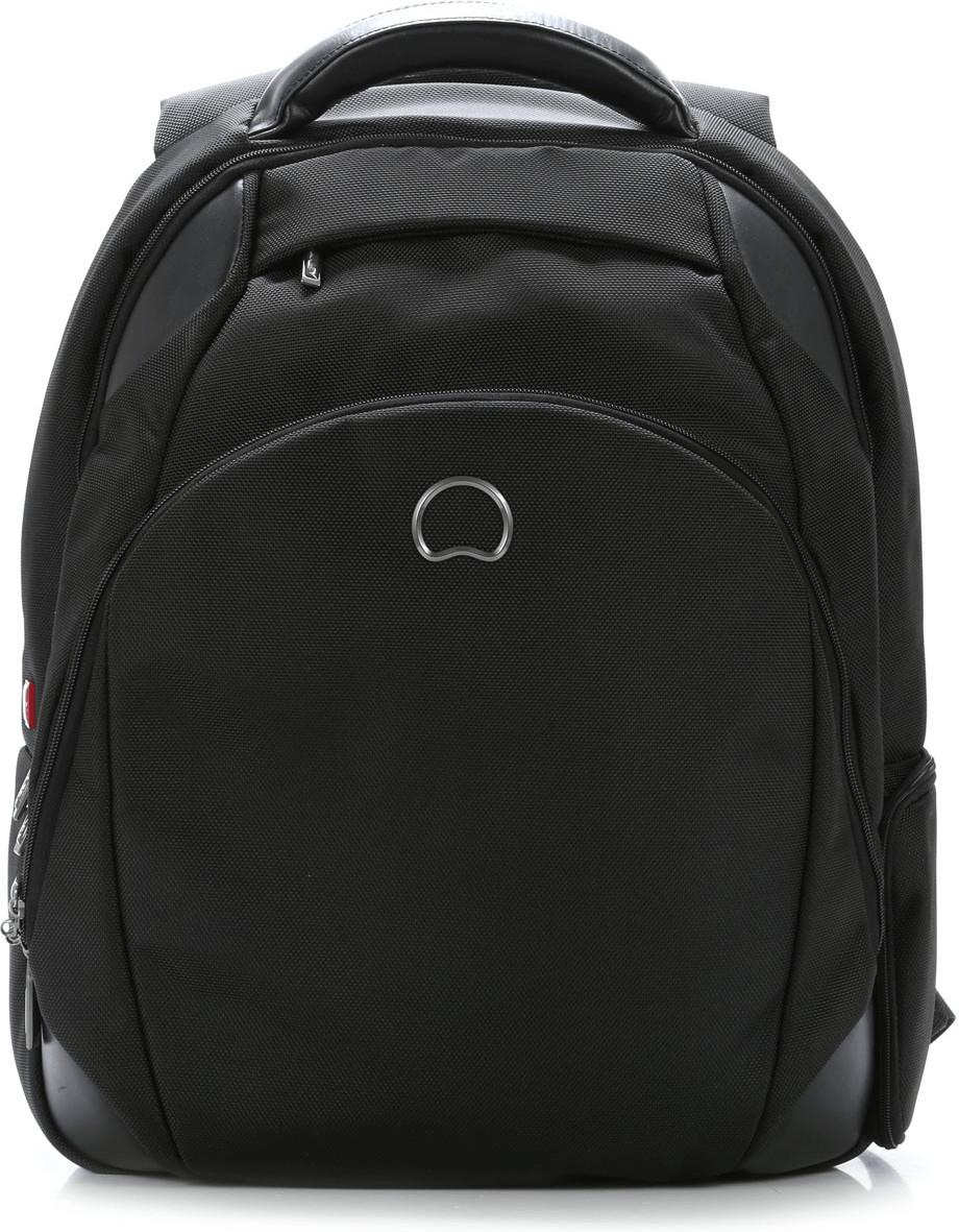Delsey Quarterback + Laptop-Rucksack 47 cm