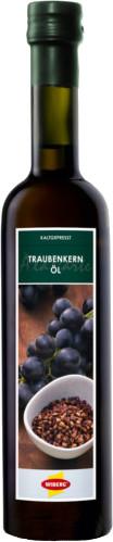 Wiberg Traubenkernöl (500 ml)