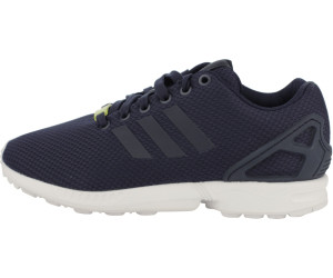 finest selection ffae1 70da5 Buy Adidas ZX Flux new navy/running white from £52.32 – Best ...