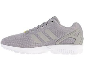 Adidas ZX Flux aluminiumrunning white au meilleur prix sur