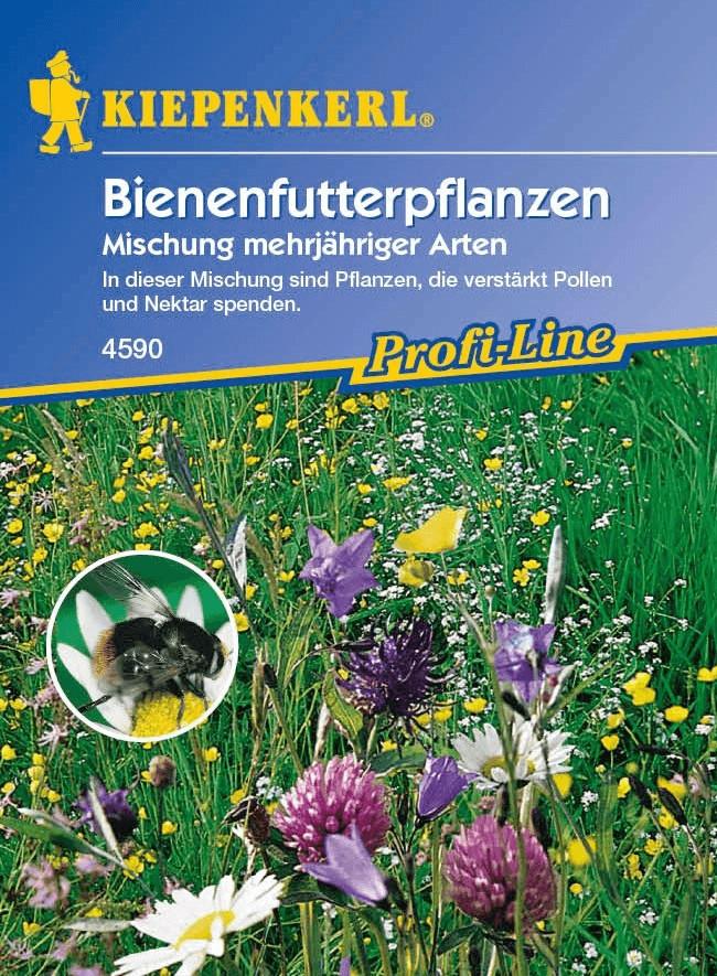 Kiepenkerl Bienenfutterpflanzen Mischung mehrjä...