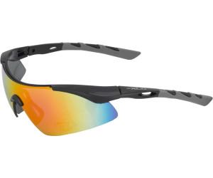 XLC Sportbrille »Komodo SG-C09 Sonnenbrille«, grau, grau