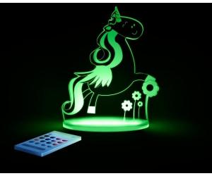 Image of Aloka Sleepy Lights Magic Unicorn