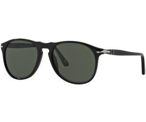 Persol PO9649S Sonnenbrille Schwarz 95/58 Polarisiert 55mm zkKVH4xC