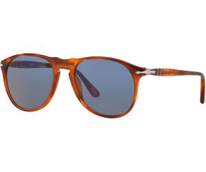PERSOL Persol Herren Sonnenbrille » PO9649S«, braun, 1052S3 - braun/blau