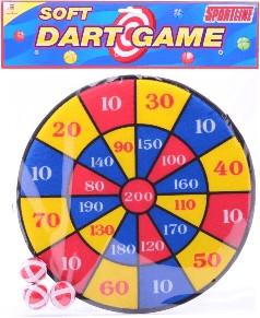 Johntoy Soft Dart Spiel