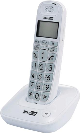 Image of Maxcom MC6800 BB white