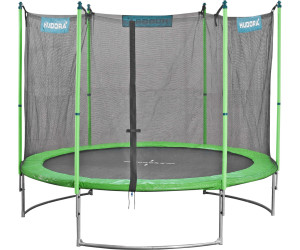 hudora family trampolin 250 cm mit sicherheitsnetz 65620. Black Bedroom Furniture Sets. Home Design Ideas