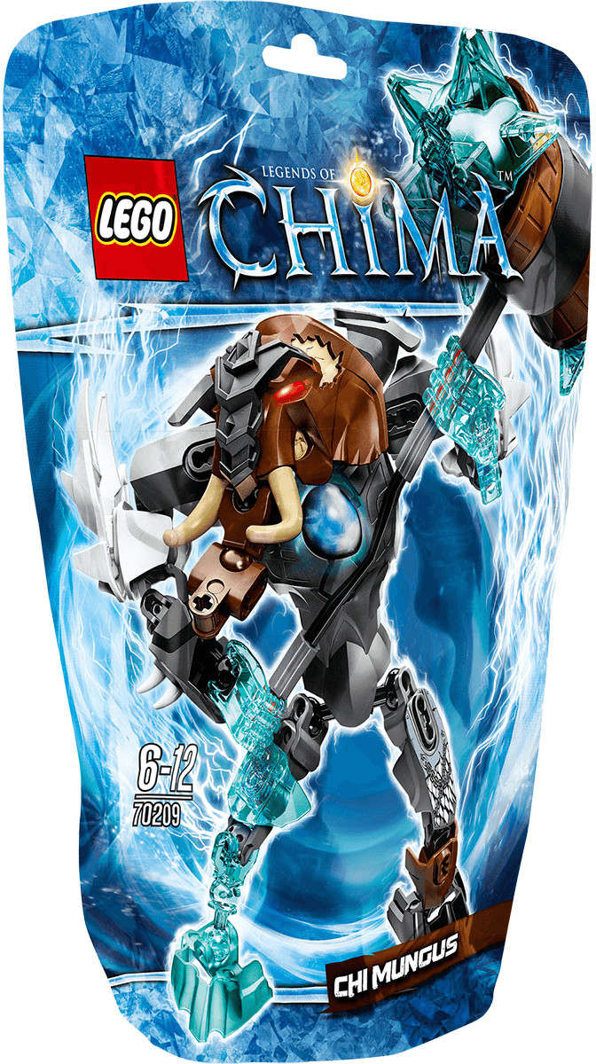 LEGO Legends of Chima - CHI Mungus (70209)