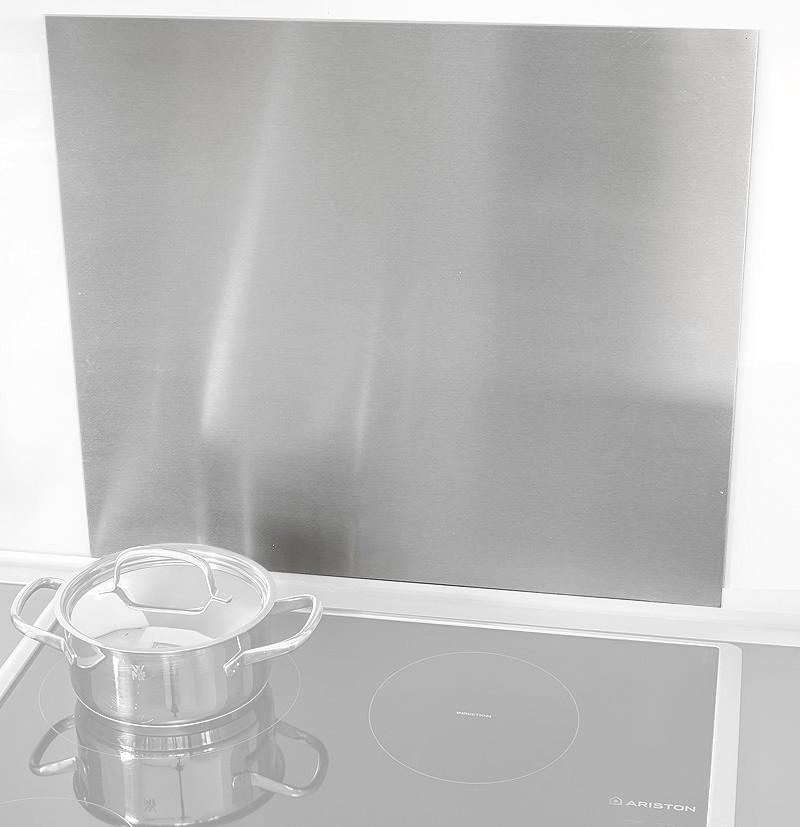 Zeller Spritzschutz/Herdblende 56 x 49 cm