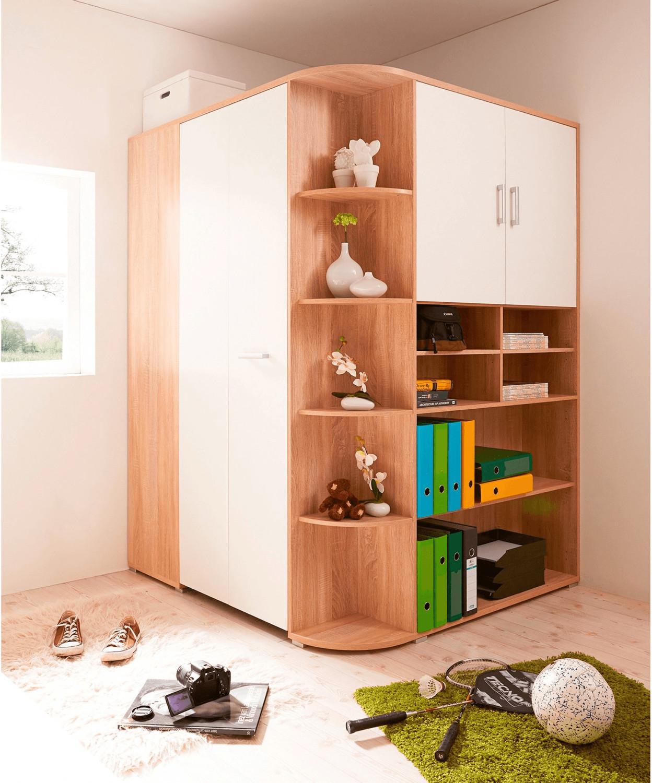 Ticaa Begehbarer Kleiderschrank Corner