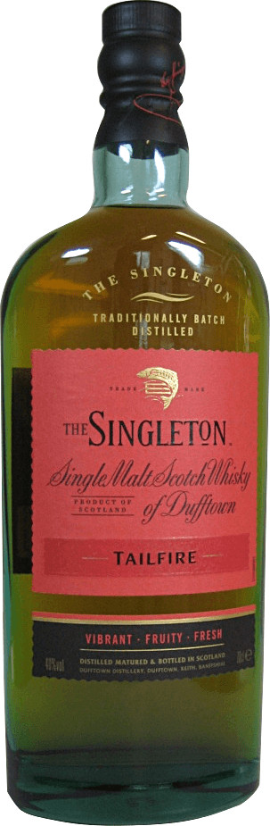 The Singleton of Dufftown Tailfire 0,7l 40%