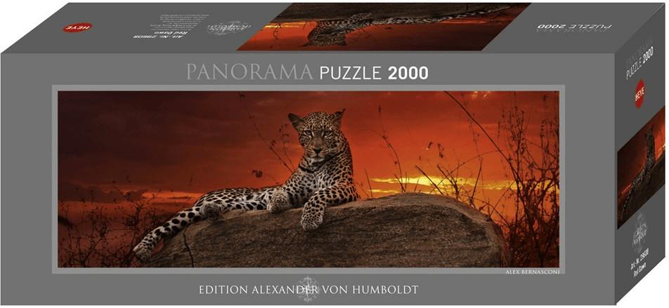 Heye Alexander von Humboldt - Red Dawn (2000 Teile)