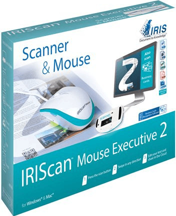 Image of I.R.I.S. Mouse Executive 2