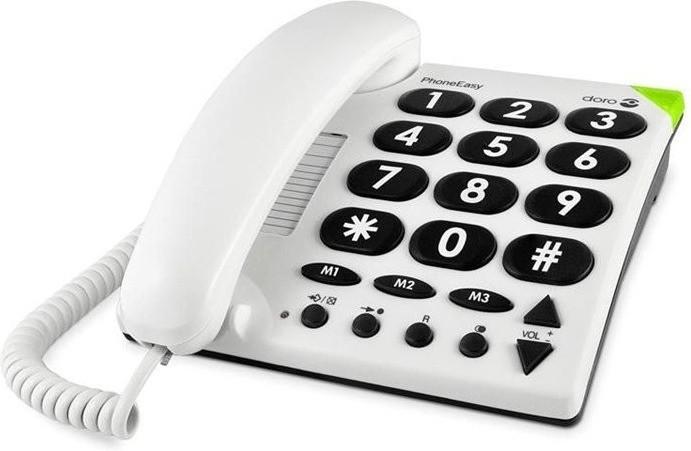 Doro PhoneEasy 311c weiß