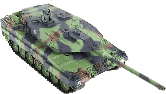 XciteRC Panzer Leopard 2A6 Professional RTR (35...