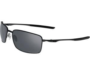 Oakley Sonnenbrille Polarisiert Square Wire Black Iridium Polished Black Brillenfassung - Lifestylebrillen uR78Qpgr,