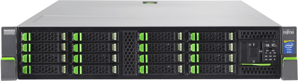 Fujitsu PRIMERGY RX2520 M1 - Xeon E5-2403v2 1,8...