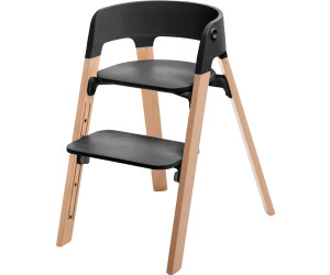 stokke steps ab 169 00 preisvergleich bei. Black Bedroom Furniture Sets. Home Design Ideas