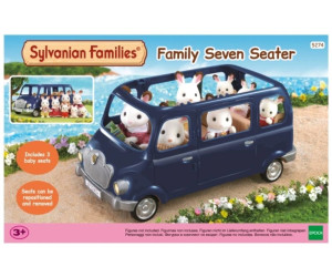 sylvanian families monospace 7 places 2003 au meilleur prix sur. Black Bedroom Furniture Sets. Home Design Ideas