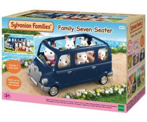 Sylvanian Families Monospace 7 Places 2003 Au Meilleur Prix Sur