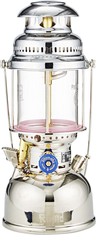 Petromax HK 500 Petroleumlampe (vernickelt und verchromt)