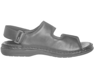 40 46, Schwarz, Sandale, Schuhe Herren Schuhe Rieker 25550