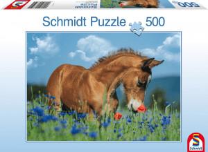 Schmidt-Spiele Welsh Pony (500 Teile)