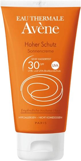 Avène SunSitive Sonnencreme SPF 30 getönt (50 ml)